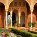 Generalife garden - Alhambra - Spain