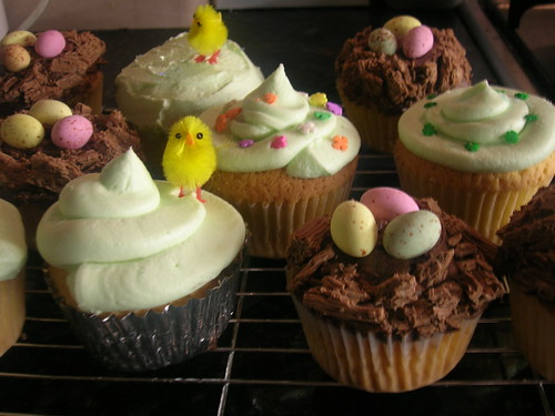 ever so sweet easter cupcakes! | by Ever So Sweet Cupcakes