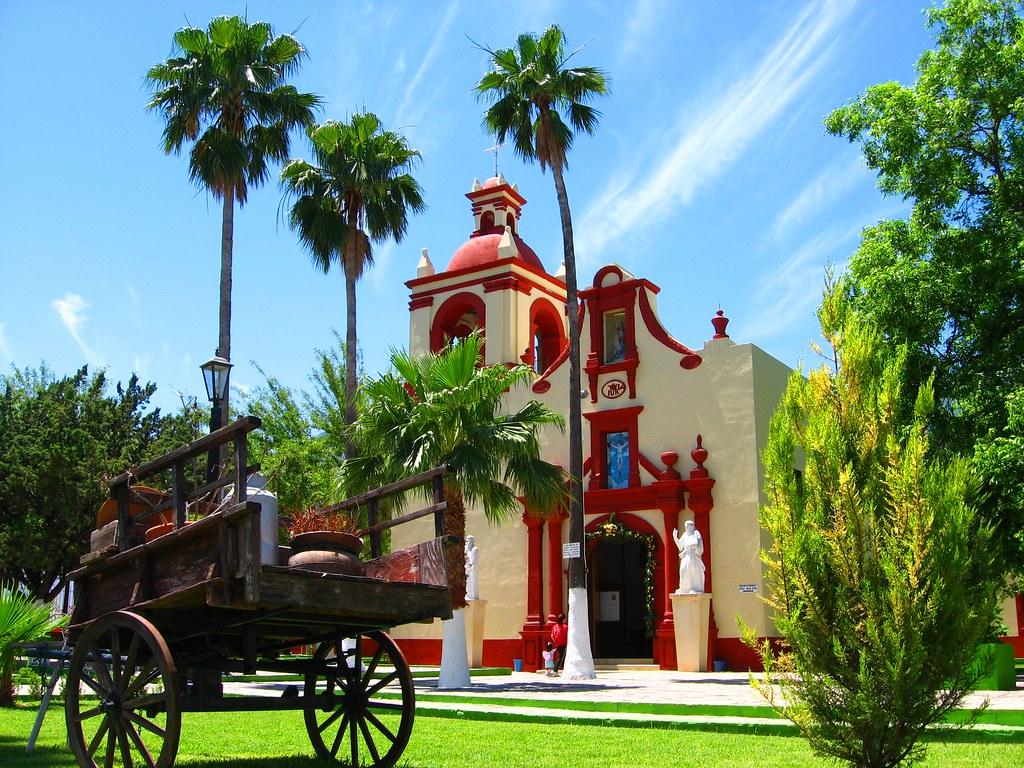 Parroquia de San Miguel Arcángel, Bustamante