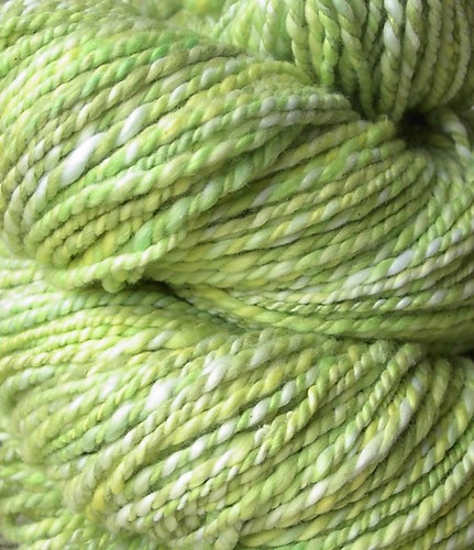 new growth handspun | by folktalefibers