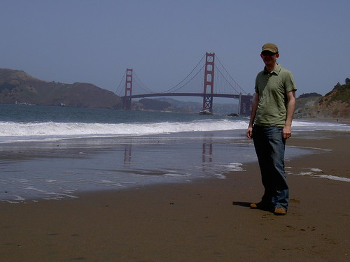 Me and the Golden Gate Bridge | by John McK