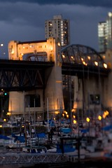 Burrard St. Bridge in Miniature 2 | by Airchinapilot