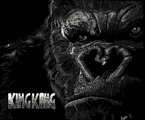 KING KONG | by kurttacs