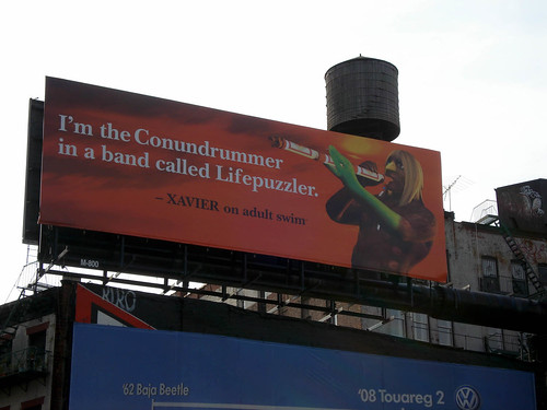 Xavier: Renegade Angel - Billboard NY | Thanks to Jim and ...