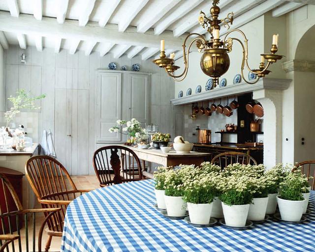 Eat In Kitchen Floor Plans