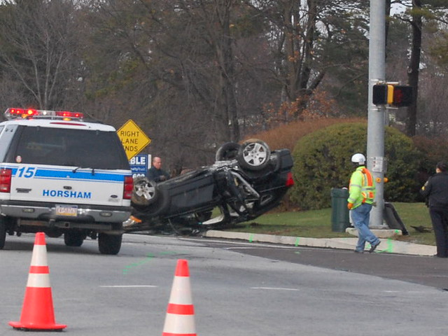 Roll Over | Horsham, Pennsylvania fatal car accident ...