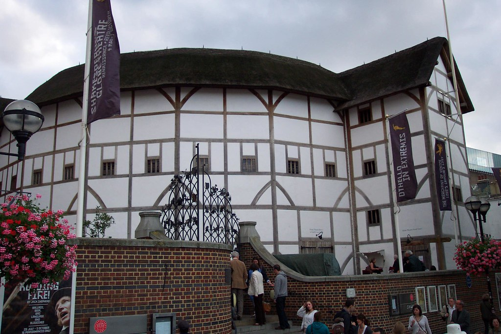 The Globe Theatre The Globe Theatre London Paula