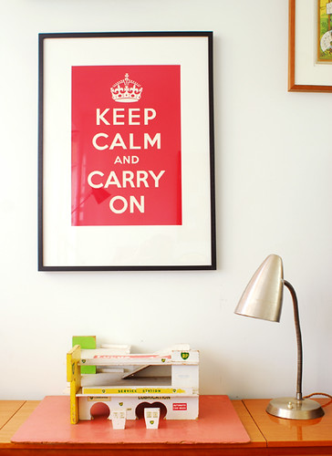 keep calm and carry on | by arthur's circus