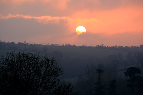 Sundown , Cork | by K's Photo's