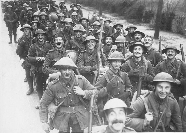 Ww1 and the enemy