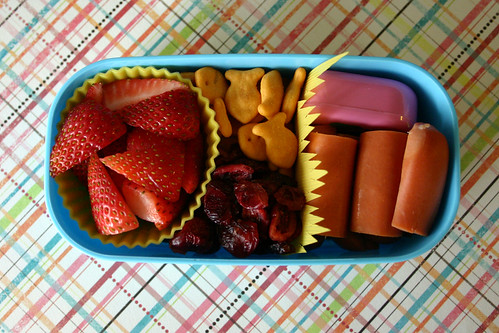 Preschooler Bento #12: May 20, 2008 | by Wendy Copley