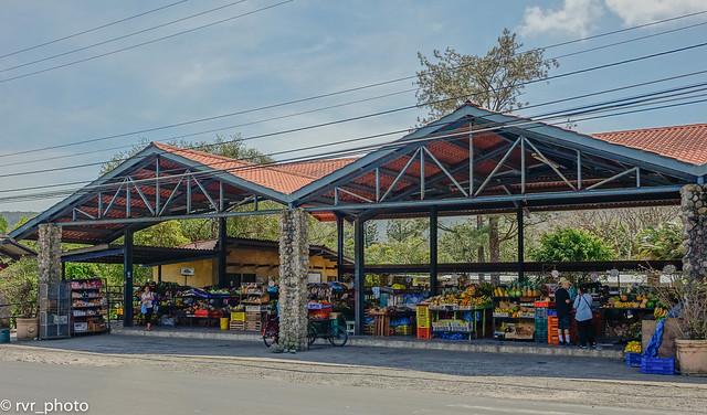 Mercado de Valle de Anton, Panama