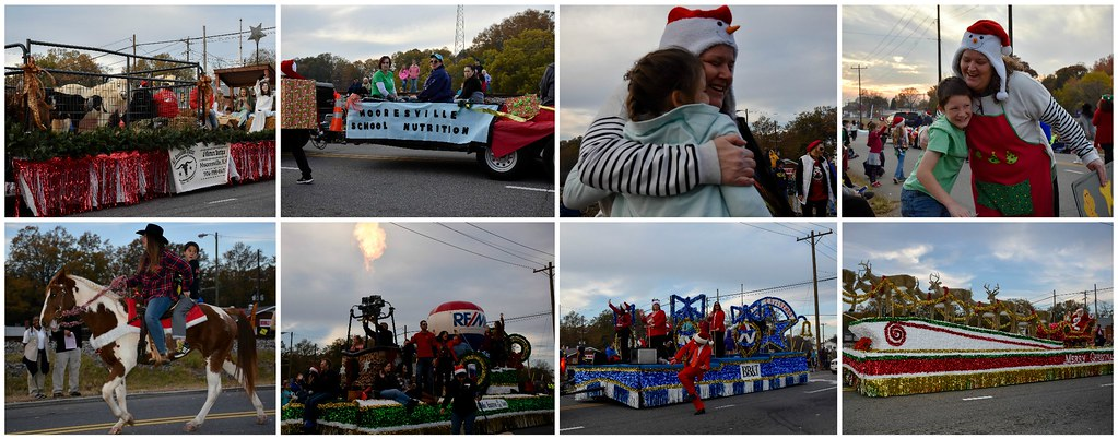 mooresville christmas parade three
