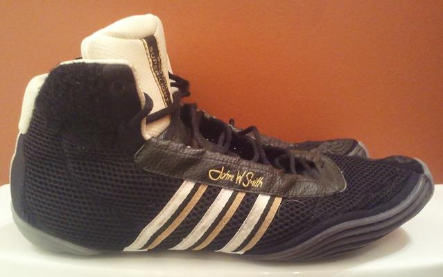 John Smith Wrestling Shoes Adidas