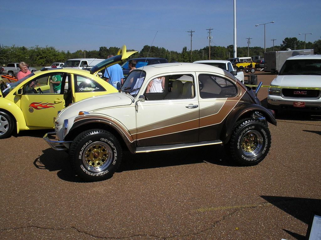 1976 Baja Bug Owned By Mike Moskovitz Of Memphis Tn