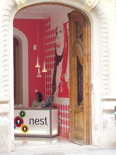 Red Nest Hostel Valencia Double Room