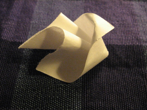 One-fold Swan | by origami_madness