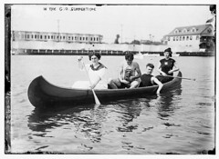 In the good old summertime. [canoe]  (LOC) | by The Library of Congress
