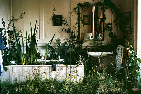 Ordinaire ... Jungle Bathroom | By Left Over Hearts