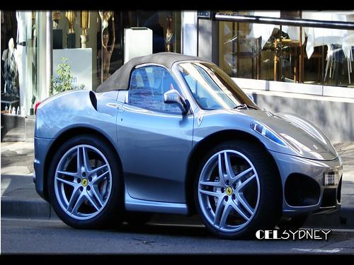 Mini Ferrari F430 Spider Www Celsydney Com Mini