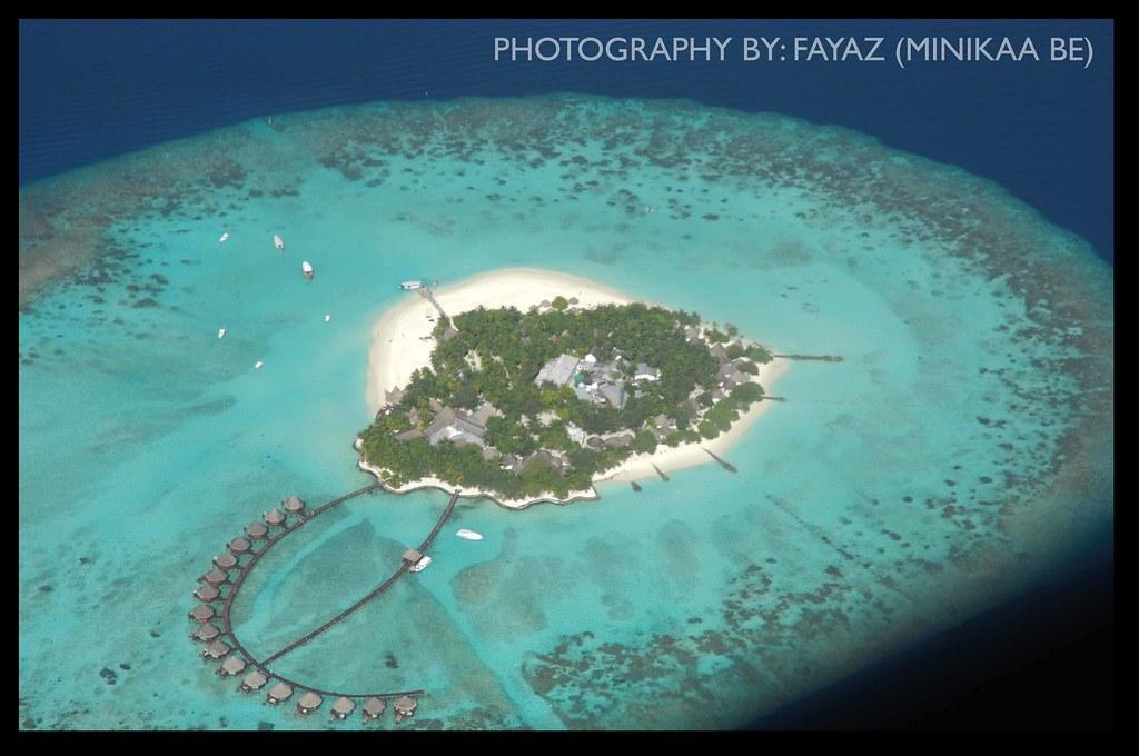 Thulhagiri Island Resort Strand Liegen Auch Wenn Man Wasserbungalow Hat