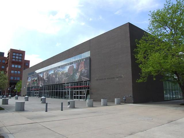 Rbc history museum denver events