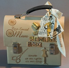 Sewing Box 3 | by Lucy's Cards