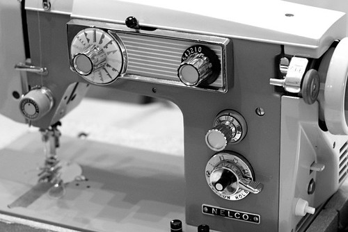 20080531 - Sewing Machine | by smallnotebook
