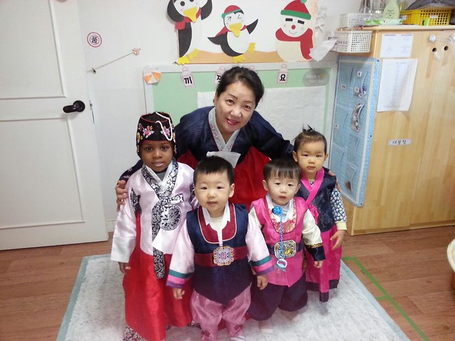 Naima's Year in Korean Daycare (2016)