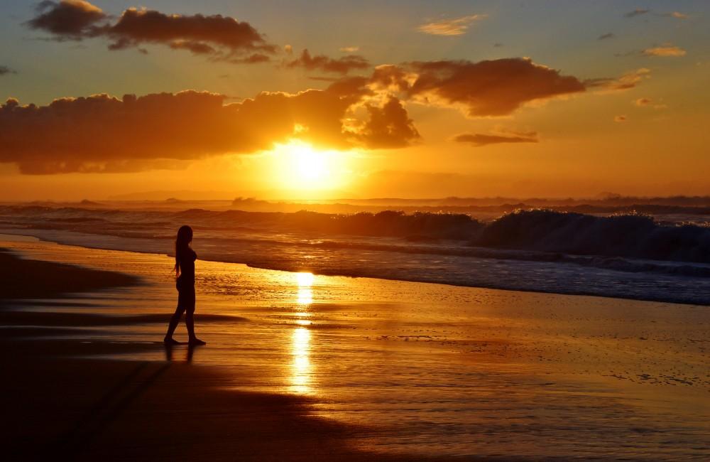 Kauai, Havaiji | Auringonlasku