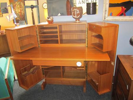 danish desk in a box mod livin 39 5327 east colfax ave denver co flickr. Black Bedroom Furniture Sets. Home Design Ideas