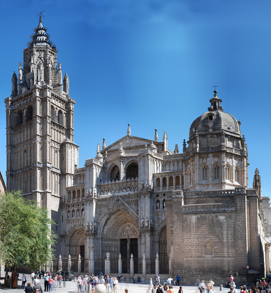 All sizes  Toledo. Catedral de Santa María.  Flickr ...