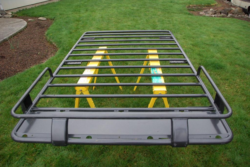 ... ARB Roof Rack Installation On FJ80 Land Crusier | By Steve G. Bisig