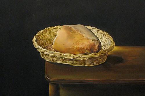 Salvador Dali Bread On The Table Salvador Dali Bread