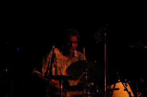 Kieran Hebden And Steve Reid - The Exchange Session Vol. 1
