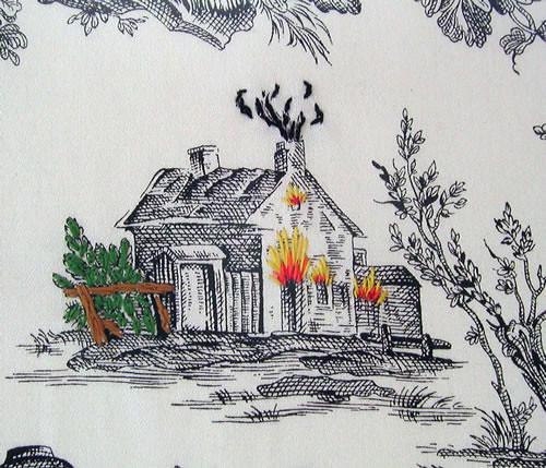 clipart burning house - photo #14