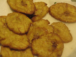 Fried Plantains (Tostones) | by SeppySills