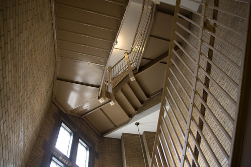 CHS Tower Stairwell | by swein515