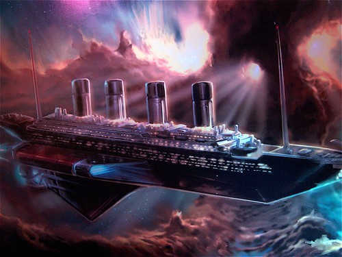 Starship Titanic | Ben Leto | Flickr