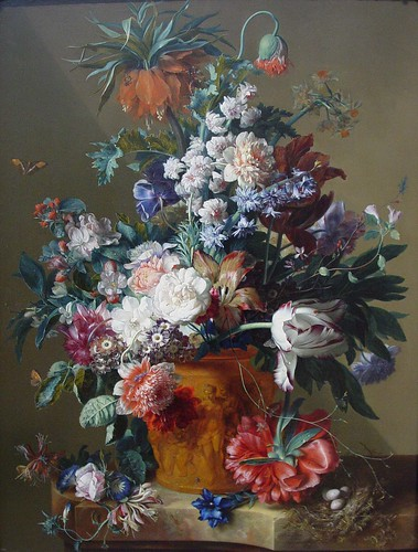 Vase of Flowers 1722, Jan van Huysum | by saimo_mx70
