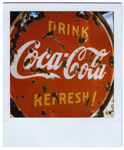 Drink Coca-Cola. Refresh! | by dotsara