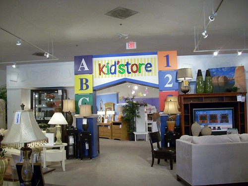 The RoomStore interior
