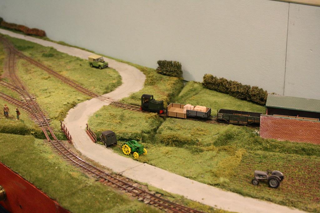 Holbeach Estate Railway 009 Layout By Stephen Sullivan