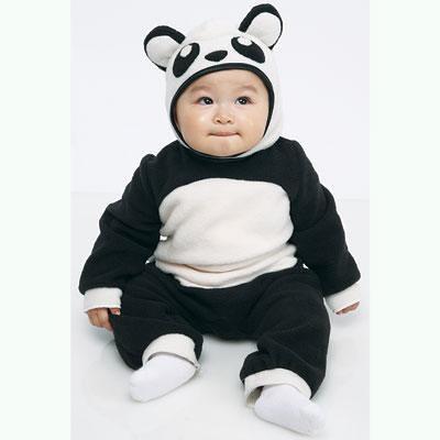 panda baby costume 3 perfect pandas post source perfect pandas flickr. Black Bedroom Furniture Sets. Home Design Ideas