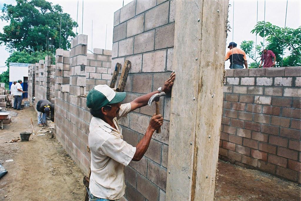 Construcci N De Aulas En El Salvador Proyectos El