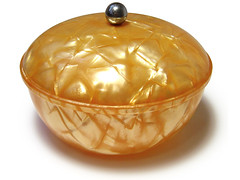 Powder Bowl, 1920s/30s | by galessa's plastics