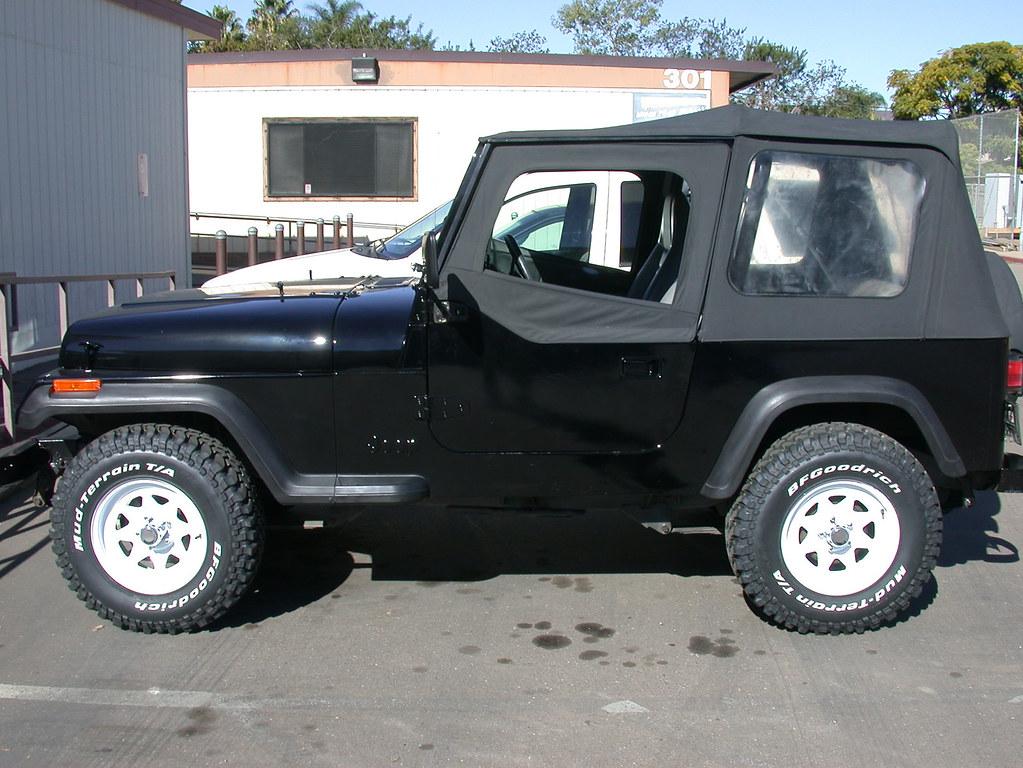 High Quality ... 1995 Jeep Wrangler YJ (Left Side) | By Jim Epler