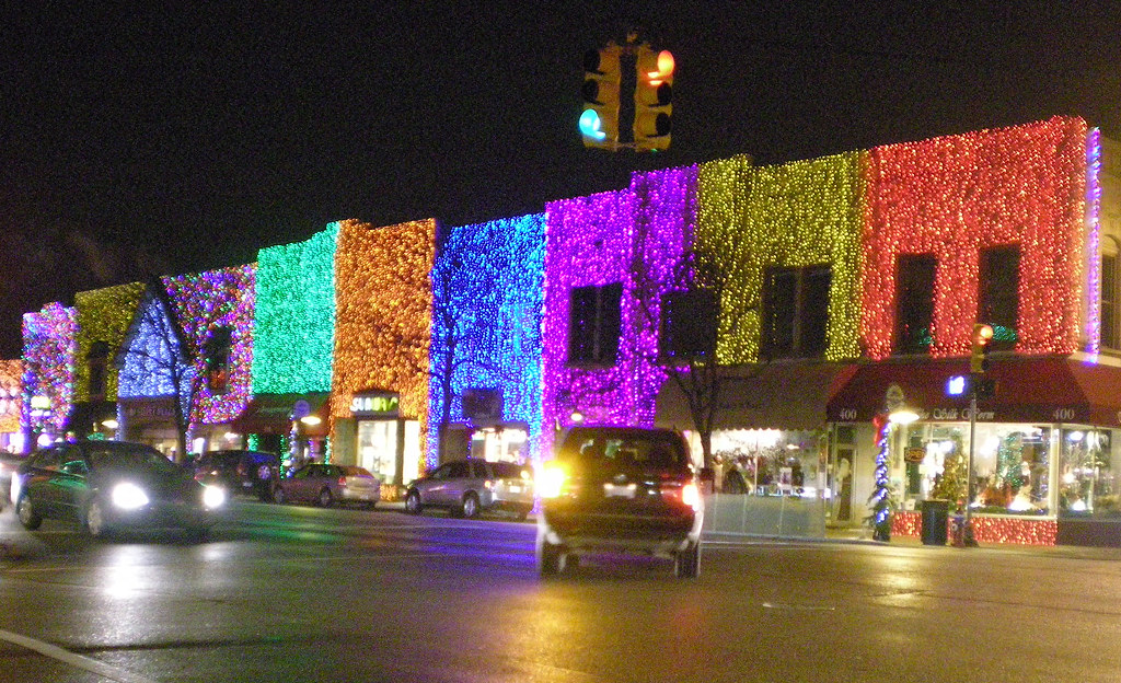 ... Rochester Big Bright Light Show | By Larry The Biker