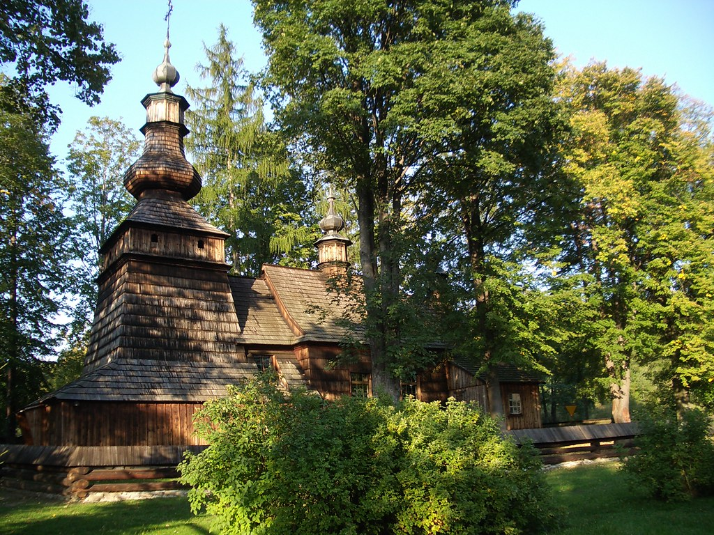 UNESCO - Wooden Churches of Southern Little Poland - SEKOWA