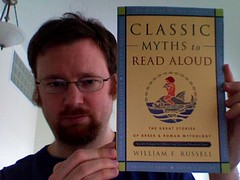 Book:  Classic Myths to Read Aloud | by aplumb